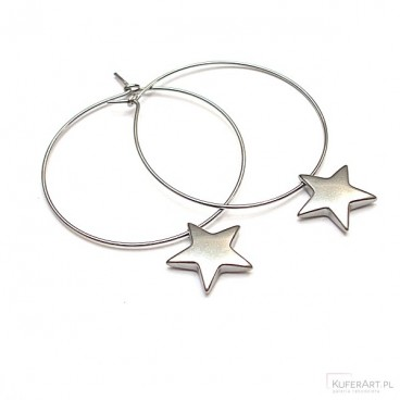 Alloys Collection /star/ vol. 2 - kolczyki