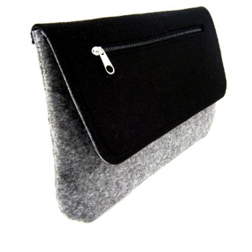 Black clutch, kopertówka