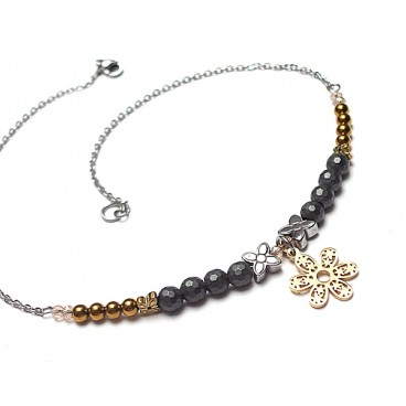Choker - Alloys Collection - /flower/