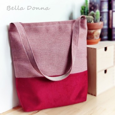 Duża torba - Casual Shopper Bag