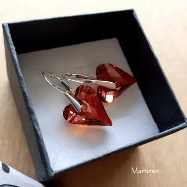 Swarovski Red Magma