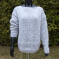 Sweter moherowy oversize - 3