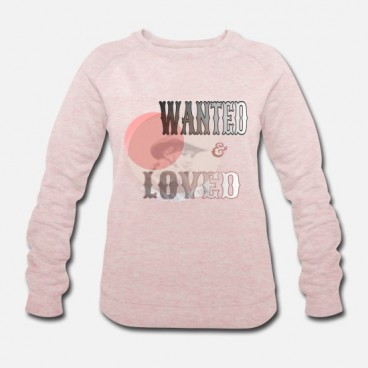 Sweterek Wanted & loved
